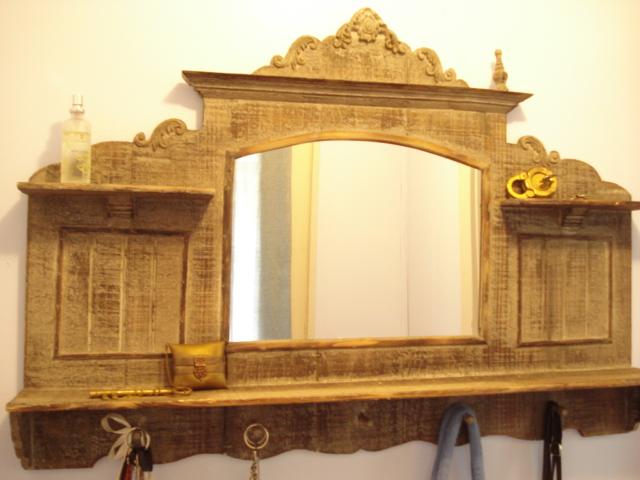 entry way mirror