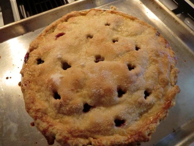 mmmmmm pie